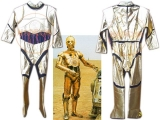 Star wars C3PO robot