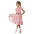 50-es évek Grease Pink Ladies